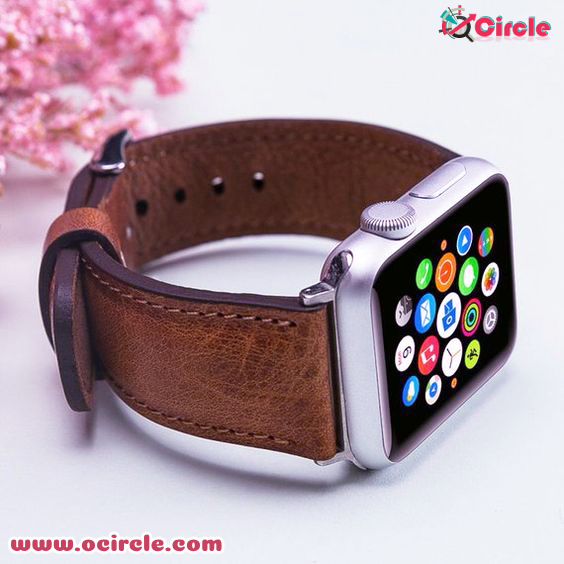 Apple Watch Leather Strap The Best Ever Smart Watches