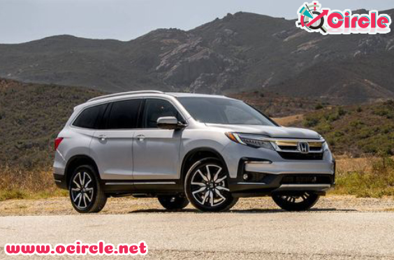 Best Rated SUV The Honda Pilot